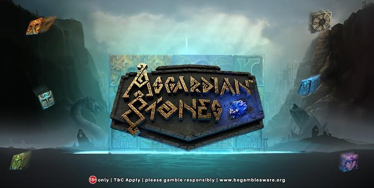 Asgardian Stones Slot Logo Slots Baby