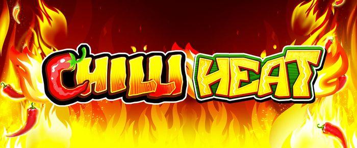 Chilli Heat Slot Logo Slots Baby
