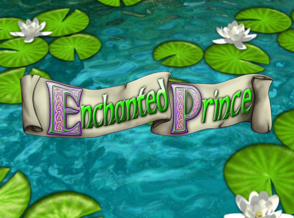 Enchanted Prince Slots Game logo