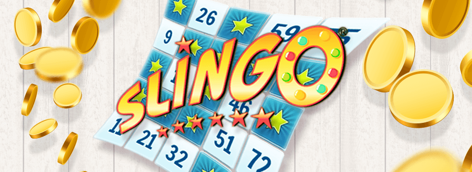 Slingo Slot Logo Slots Baby