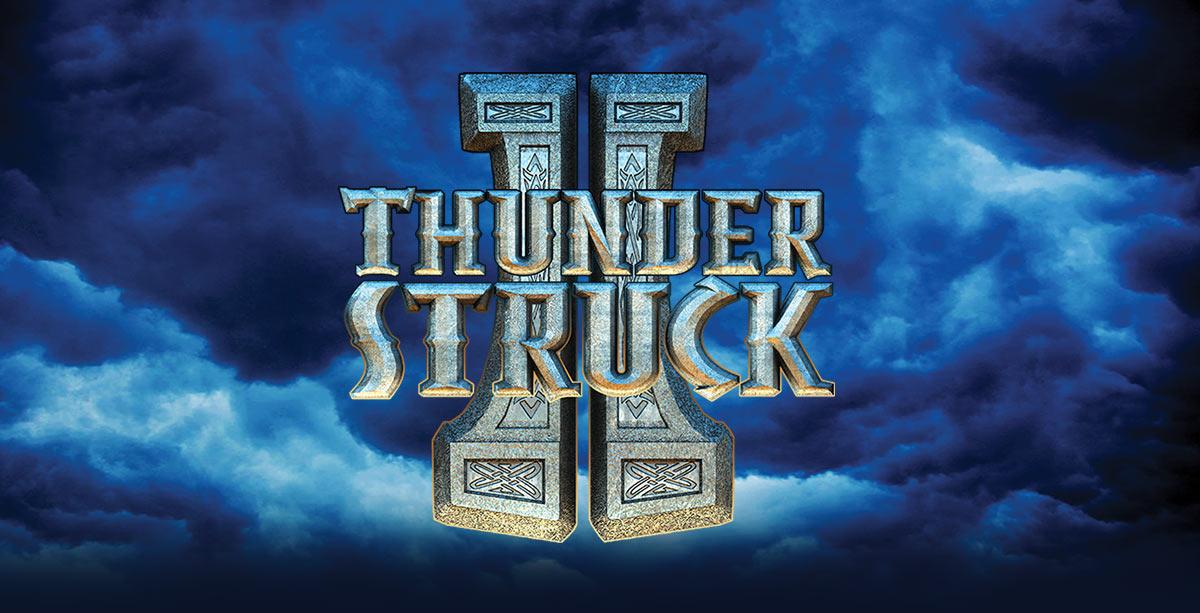 Thunderstruck 2 Slot Logo Slots Baby