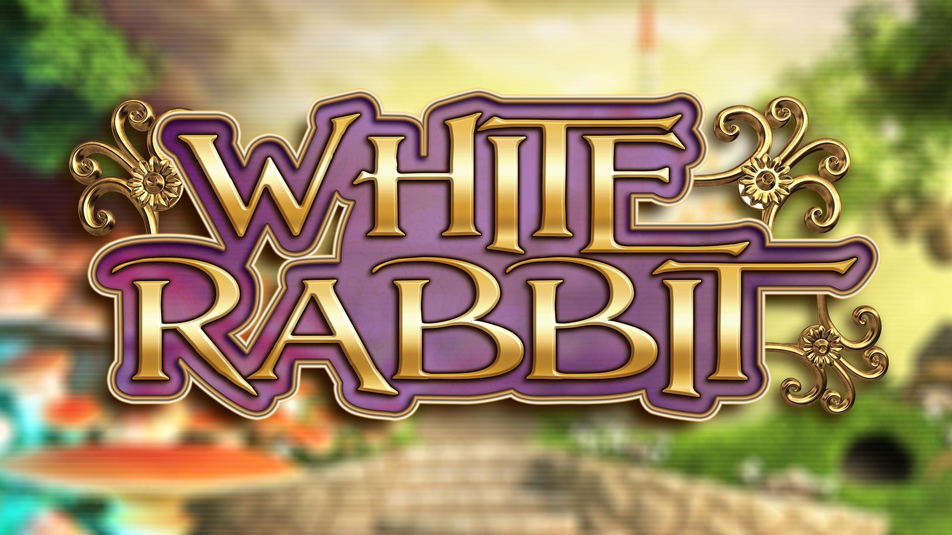 White Rabbit Slot Logo Slots Baby